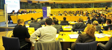 2011-10-18_Conference on Diaspora Networks hosted by MEP H. VAN BAALEN (2)