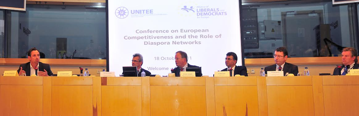 2011-10-18_Conference on Diaspora Networks hosted by MEP H. VAN BAALEN (3)
