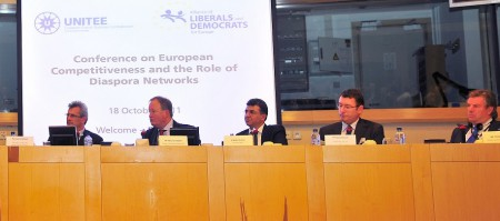 2011-10-18_Conference on Diaspora Networks hosted by MEP H. VAN BAALEN (4)