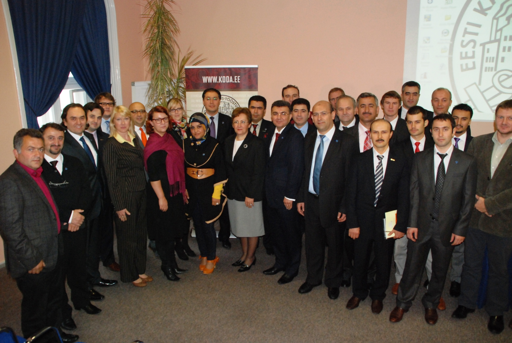 2012-09-27-UNITEE's Trade Mission to the Baltic States of Estonia and Latvia  (1)
