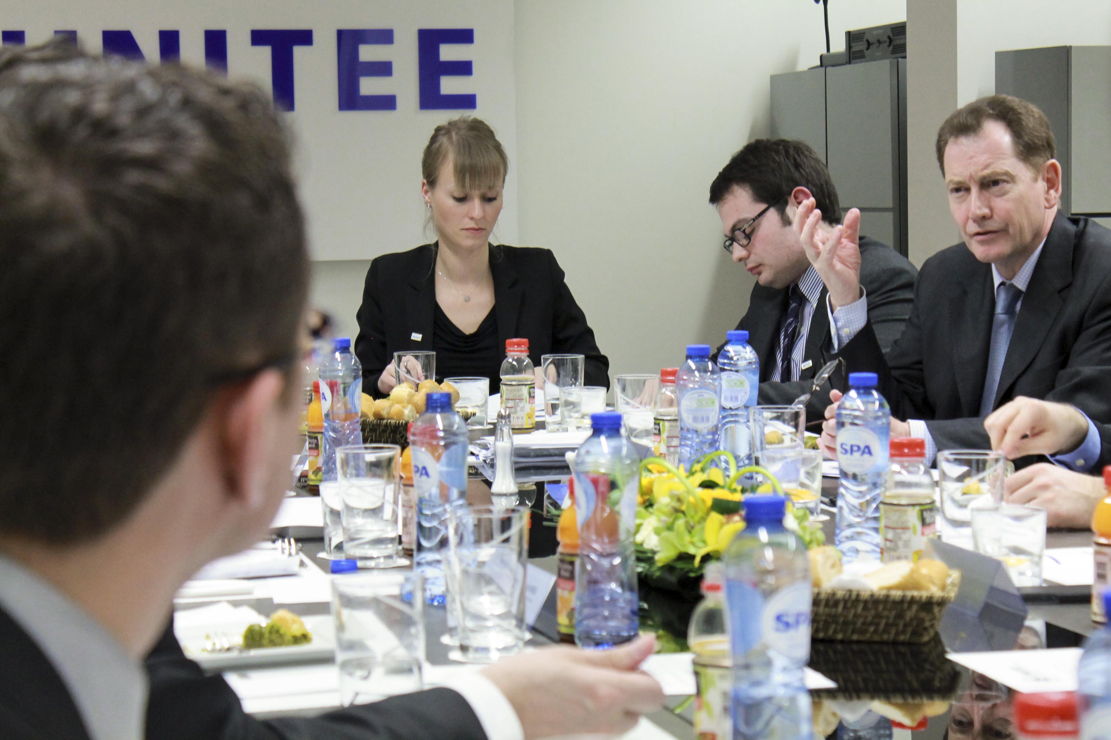2013-03-20_Expert Roundtable_EU-Turkey Relations