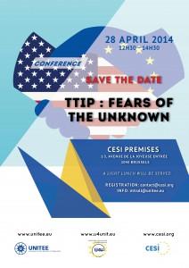 ConfTTIP_CESI_UNITEE_20140428_SAVE THE DATE