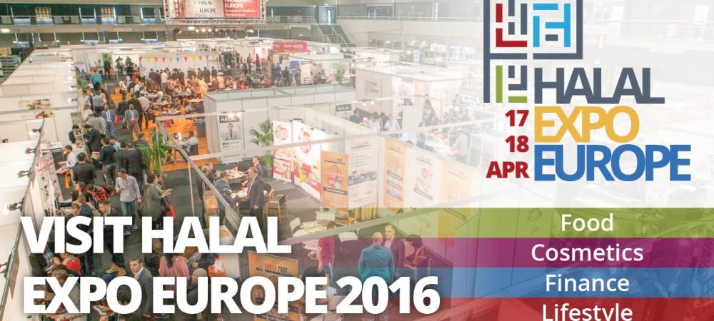 Halal Expo Europe 2016