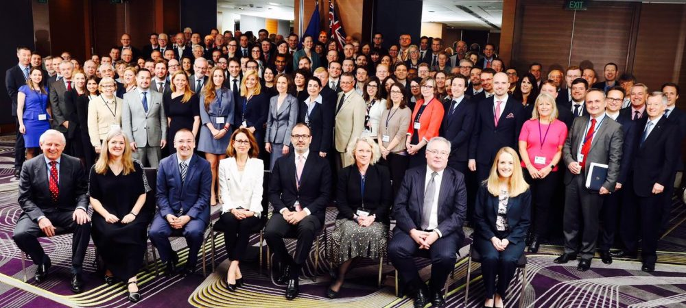 UNITEE at the 1st EU-Australia Leadership Forum