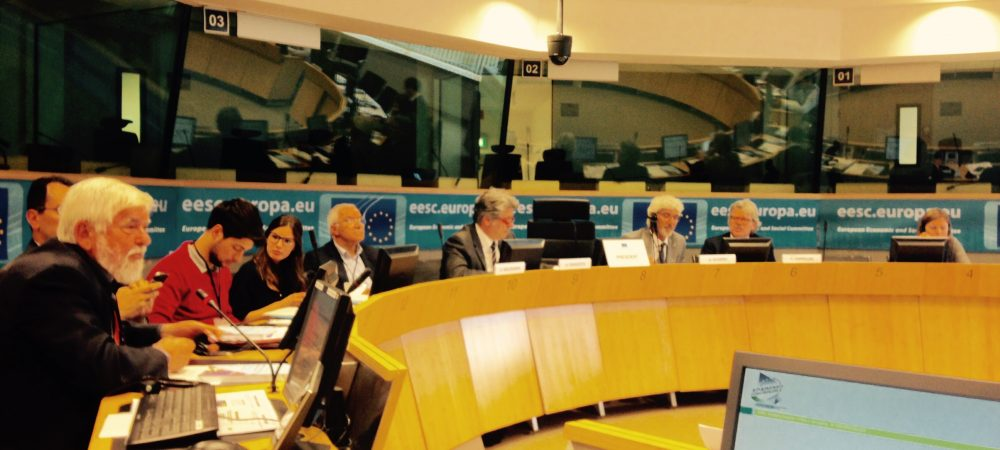 Workshop on migrant entrepreneurship at EESC