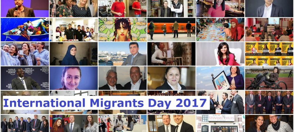 Vote your Quote for International Migrants Day 2017!